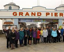 Weston-super-Mare Hosted Buyer Showcase - the Grand Pier