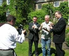 Media Coverage and PR: Three Durham Attraction Clients at Crook Hall and Gardens