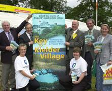 The Royal Agricultural  Show: Unveiling of New Visitor Product for Kielder Village