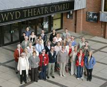 Welsh Theatre: Visit by Tour Operators